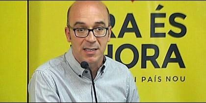 Oriol Soler Castanys.