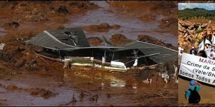 Manos Unidas denuncia la catástrofe de Mariana (Brasil)