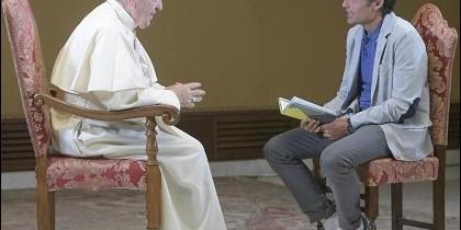 Francisco, con Marco Pozza