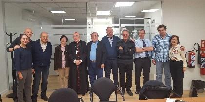 Miembros de la Mesa por la Comunión