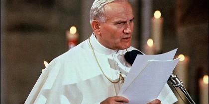 Papa San Juan Pablo II