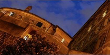 La sede del IOR, el 'banco vaticano'