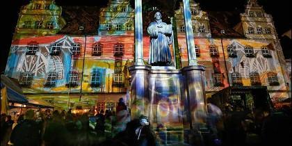 Celebraciones de la Reforma en Wittenberg