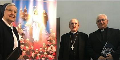 Presentación de los actos de la beatificación de los 60 mártires vicencianos