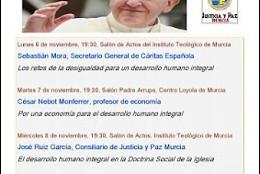 Jornadas sobre Desarrollo humano Integral