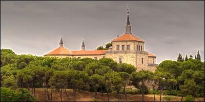 El castillo de Villaviciosa de Odón.
