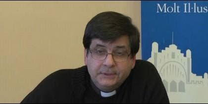 Esteban Bardenes, párroco de Nules