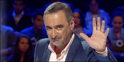 Carlos Herrera en 'Cómo lo ves' en TVE.