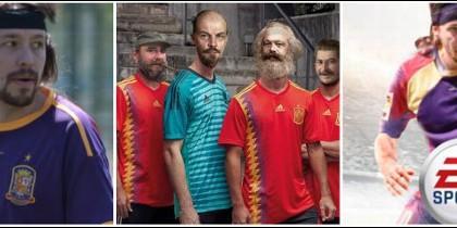 Pablo Iglesias, con la republicana; y los memes de la nueva camiseta de la Selección.