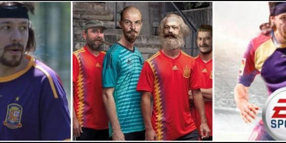 camiseta seleccion española pablo iglesias