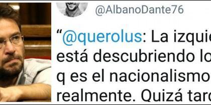 Albano Dante-Fachin.