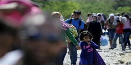 Acogida de refugiados