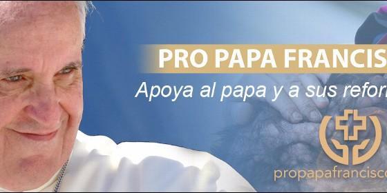 Pro Papa Francisco