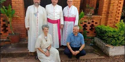 Ordenación episcopal de Ruiz Molina