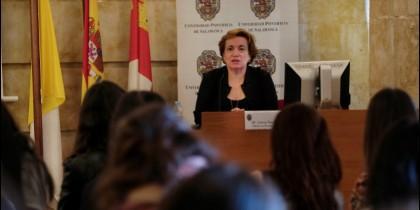 Conferencia sobre el suicidio juvenil en la UPSA