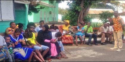 Proyecto humanitario de la SECPRE y Juan Ciudad en Liberia