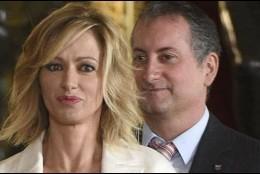 Susanna Griso y su marido, Carles Torras.