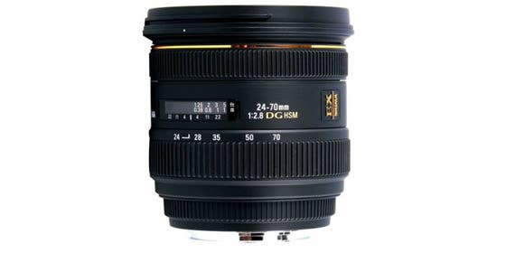 Sigma 24-70mm Canon Black Friday