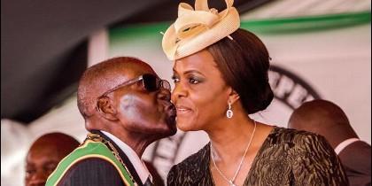 Grace Ntombizodwa Mugabe