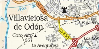 Villaviciosa de Odón.