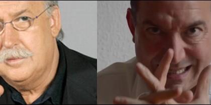 Ferran Monegal y  Vicent Sanchis.