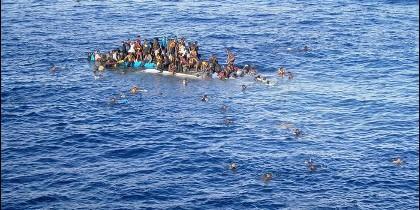 Ningún muerto más en el Mediterráneo