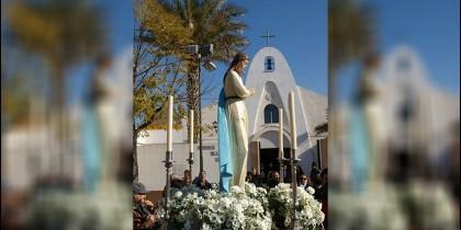 Procesiones en la parroquia de Alcalá de Guadaíra