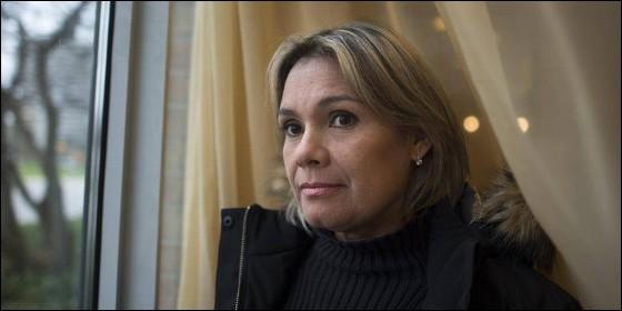La juez venezolana Ralenis Tovar.