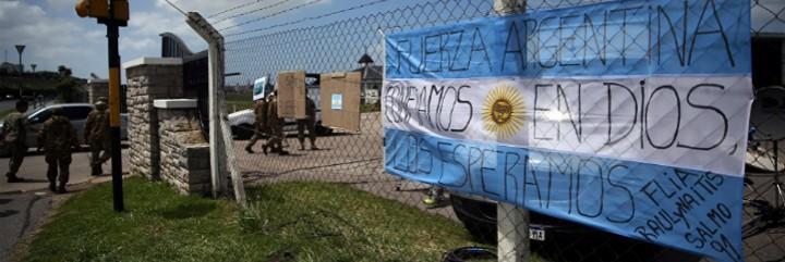 La Iglesia pide oraciones ante la 'angustia' que se siente en Argentina por el San Juan
