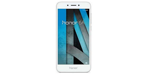Honor 6A SIM doble Black Friday