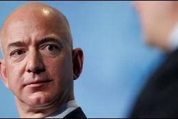 Jeff Bezos, el dueño de Amazon.