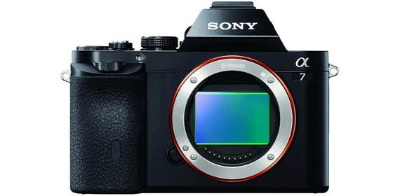Sony Alpha ILCE-7 Cyber Monday