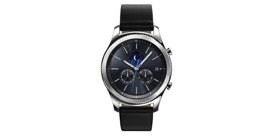 Samsung Gear S3 Classic Cyber Monday