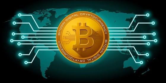 La criptomoneda Bitcoin, una divisa virtual.