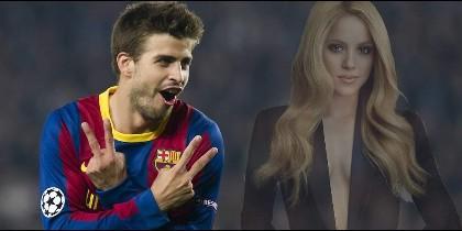 Los goles de Gerard Piqué ya no son para Shakira