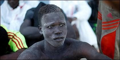 Un inmigrante nigeriano vendido como esclavo en Libia.