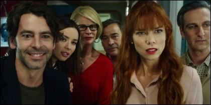 Imagen de la película 'Perfectos desconocidos'.