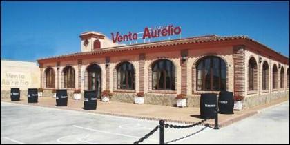 Restaurante 'Venta Aurelio' en Chipiona.