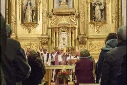 Celebración del Centenario en Segovia