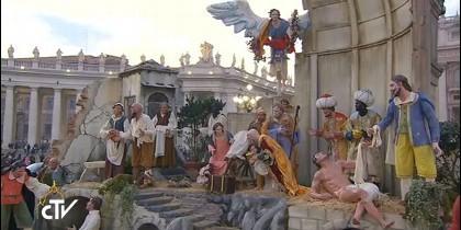 Belén del Vaticano