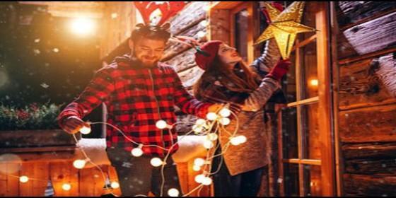 Mejores ideas de decoraci n de navidad modernas por menos for Amazon decoracion navidad