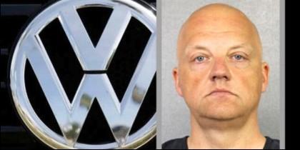 Oliver Schmidt, exejecutivo de Volkswagen.