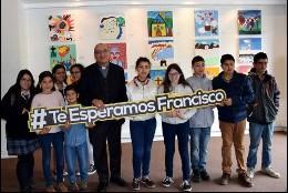 Te esperamos, Francisco