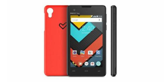 Smartphone Energy Sistem Phone Neo