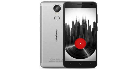 Smartphone Ulefone Tiger Lite