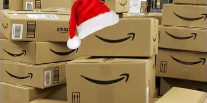 Amazon ofertas Navidad.