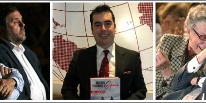 Jesús Ángel Rojo, autor de 'Grandes traidores de España'.