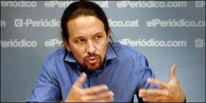 Pablo Iglesias, 'El Coletas'.