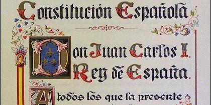 Constitución del '78