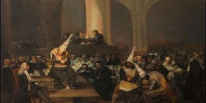 La 'santa' Inquisición.